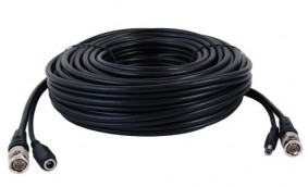 Siamese CCTV Cable - Video + Power