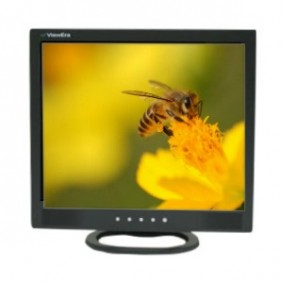 17 inch LCD Monitor with BNC Video Input and Output
