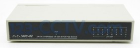 8 Port POE Switch for IP Network Cameras