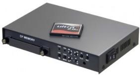 4 Channel Mobile DVR, Compact Flash