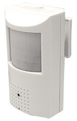 Motion Detector Camera with Microphone
