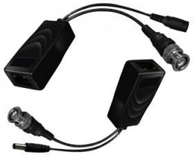 Balun Video Power Transmitter Receiver Kit