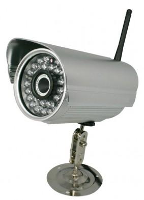 Wireless IP Camera 115ft Night Vision