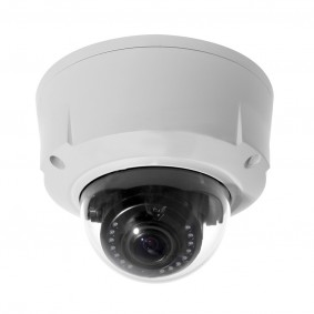 Outdoor 3 Megapixel IP Dome Camera, 3-9mm Motorized Lens, IP339MD