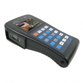 CCTV Tester with PTZ control