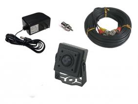 Hidden Pinhole Board Camera 3.7mm Lens 67 degree angle of view