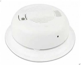 Hidden Smoke Detector Camera