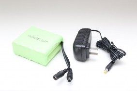 12VDC Rechargeable Battery Pack