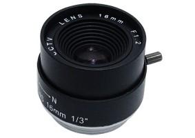 16mm Fixed Iris CS Mount Lens