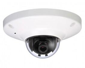 3 Megapixel Low Profile Dome IP Camera IP66