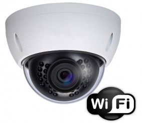 WiFi Wireless Dome Camera 1080P