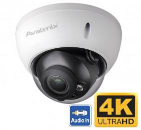 4K Dome Security Camera, EasyHD