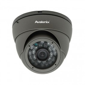 1MP Outdoor Dome Camera HDCVI