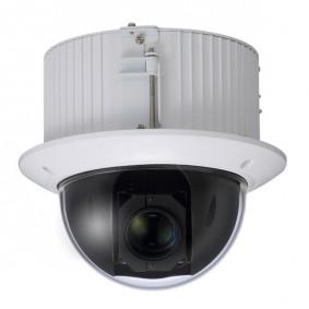 Indoor 2MP PTZ IP Camera, Flush Mount