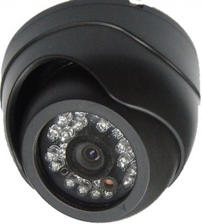 Infrared Color Dome Camera