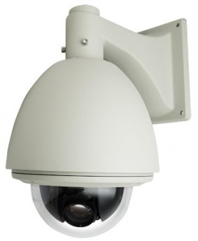 High Speed Dome Camera 18x Zoom