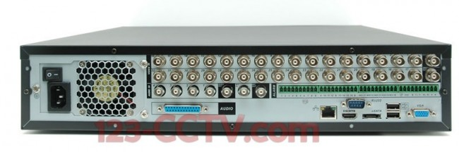 32 Channel Tribrid Dvr 1080p