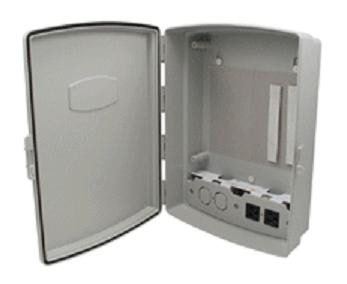 Enc3r Weather Proof Enclosure With Fully Gasketed