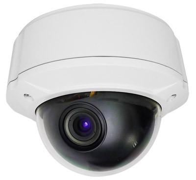 Wdr Security Camera Dome Outdoor Camera