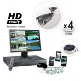 Surveillance Camera System 700 TVL