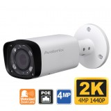 2K 4MP IP Security Camera with Zoom Lens