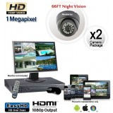 2 HD Outdoor Camera System