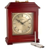 Covert Digital Mantle Clock with USB Receiver with Remote View