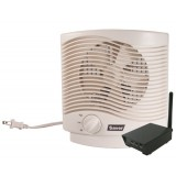 Covert Digital Wireless Air Purifier with RCA Receiver