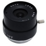 4mm Fixed Iris CS Mount Lens