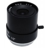 6mm Fixed Iris CS Mount Lens
