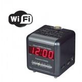 Covert WiFi Clock Camera