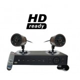2 Camera Audio and Video System