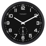 Hidden Wall Clock Camera