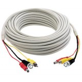 150ft Siamese Cable - Audio/Video/Power