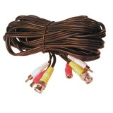 50ft Audio Video Power Siamese Cable