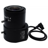 2.8-12mm Varifocal Auto Iris Lens