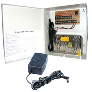 cctv camera power supplies