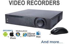 Security Video Recorders