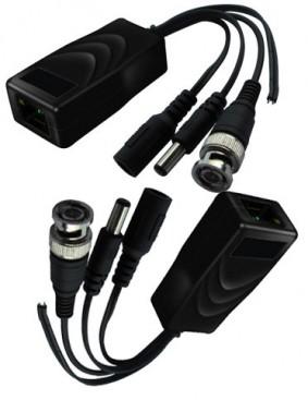 Video Power Data Blauns for PTZ Cameras
